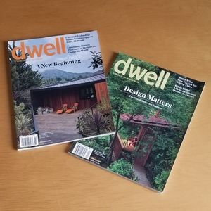 Dwell Magazine Issues (2017)_